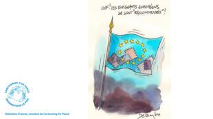 Le Parlement européen a été frustré par les choix des États pour pourvoir les postes de pouvoir de l'UE.