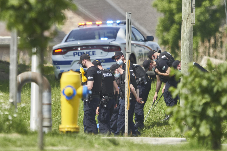 Canada hate crime