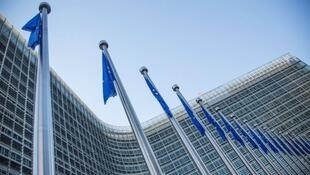 The European Commission in Brussels
