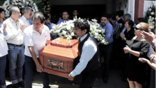 Erika Cazares, conseillère municipale de Juan Galindo et candidate à une députation, a été assassinée le 2 juin 2018.