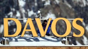 Le Forum économique de Davos démarre mardi 21 janvier 2020.