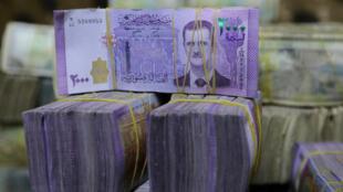 SYRIE - economie