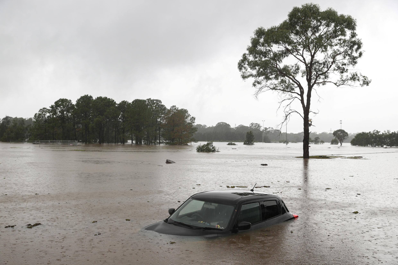 Australia Inundaciones