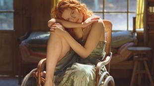 """Christa Theret dans """"Renoir"""" de Gilles Bourdos."""