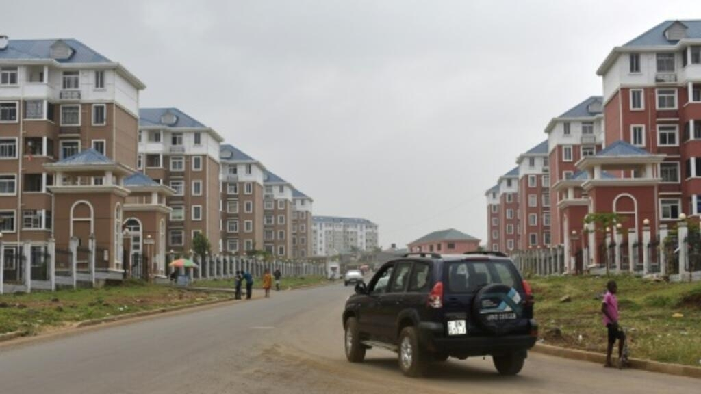 Public Housing In Equatorial Guinea A Mirage For The Poorest