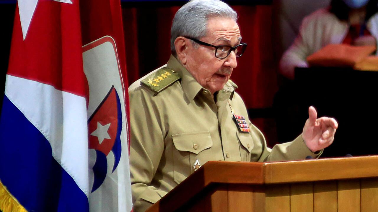 End of an era: Raul Castro to step down as leader of Cuba's Communist party