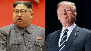 Le leader nord-coréen Kim Jong-un et le président américain Donald Trump pourraient se rencontrer lors d'un sommet d'ici le mois de mai.