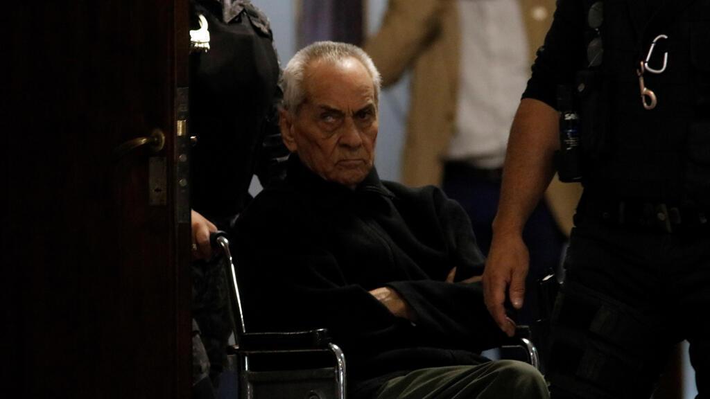 Nicola Corradi, sacerdote italiano, en la audiencia en el Tribunal Penal Colegiado Nº2 de Mendoza en el juicio por el caso por abuso y corrupción de menores sordos del instituto Antonio Próvolo.