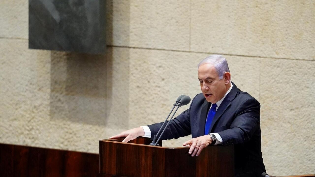 El Parlamento de Israel aprobó el nuevo gobierno de unidad