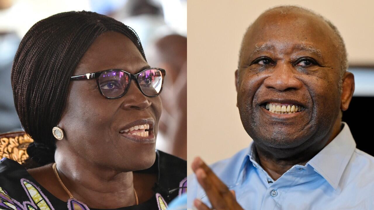 laurent simone gbagbo