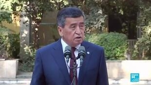 2020-10-07 08:12 Political turmoil in Kyrgyzstan: PM and Parliament Ppeaker resign during post-vote chaos