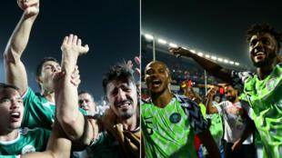 Algériens et Nigérians ont déjà eu leur lot d'émotions dans cette Coupe d'Afrique.