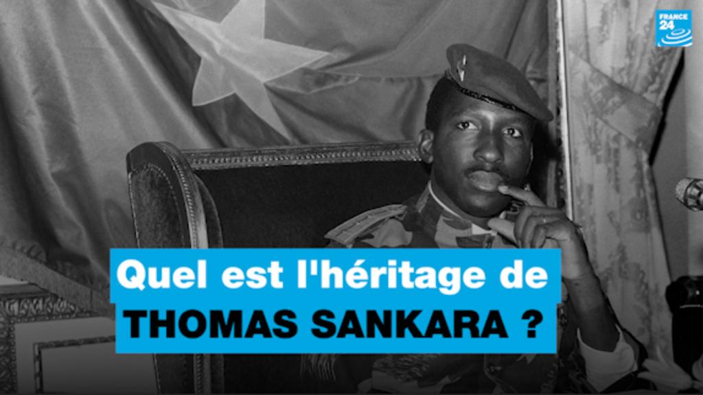 Quel est l'héritage de Thomas Sankara, 34ans après son assassinat?