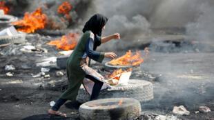 Les manifestants irakiens dénoncent le chômage, la corruption et la dégradation des services publics.