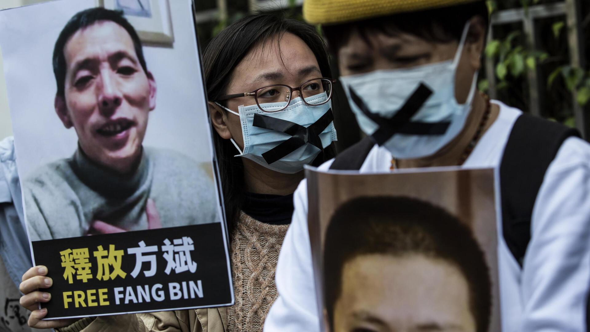 Coronavirus : en Chine, les punitions de citoyens dissidents se multiplient