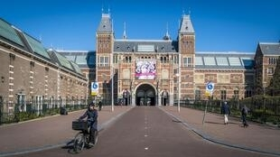 The Rijksmuseum in Amsterdam has been given Bartholomeus Spranger's 'The Body of Christ Supported by Angels'