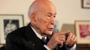 Francia-Valery Giscard (1)