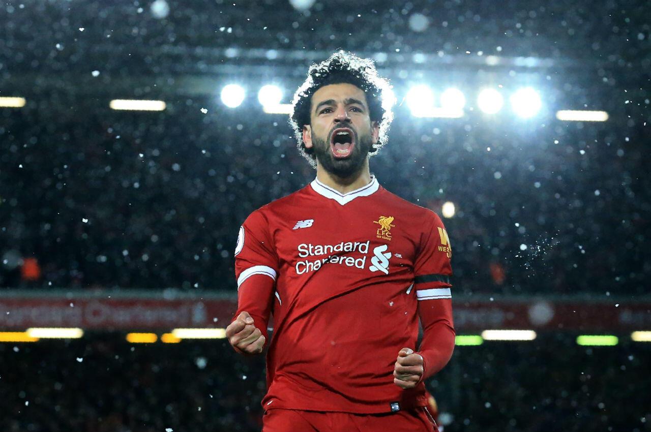 Double Ballon d'Or africain en titre, Salah est entré dans un gotha très fermé à l'échelle du continent. Il rejoint des légendes du football comme Samuel Eto'o, El-Hadji Diouf et Yaya Touré.