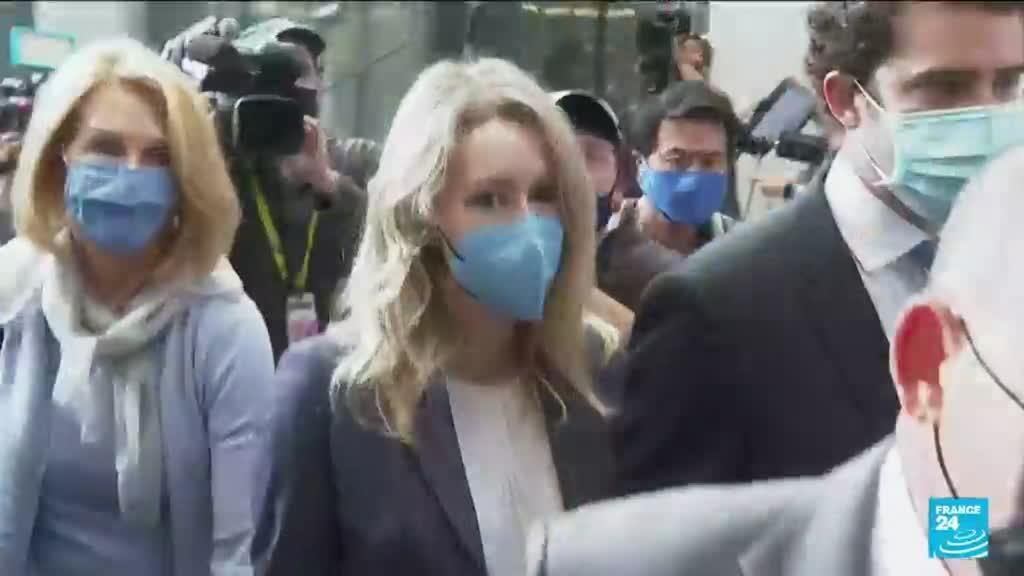 2021-09-09 14:17 'Failure is not a crime,' defense says in trial of Theranos founder Holmes