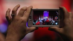 Moodstocks a développé un algorithme qui permet à un smartphone de reconnaître un objet scanné avec son capteur de photos.