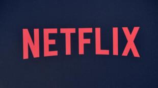 El logotipo Netflix, que sumó unos 26 millones de nuevos abonados en el contexto de la pandemia
