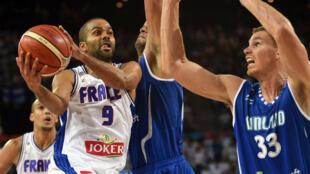 Tony Parker n'a pas manqué un Eurobasket depuis 2001.