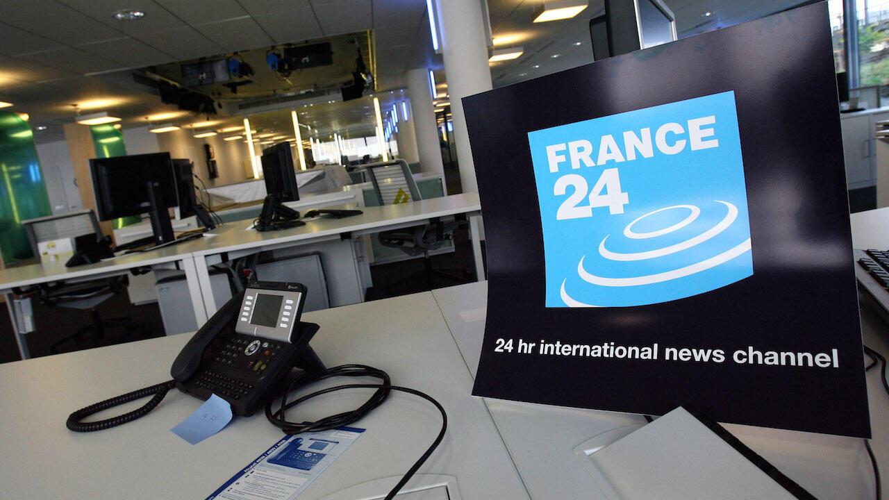 Algeria cancels France 24's accreditation