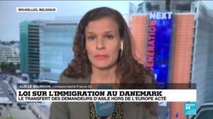 2021-06-03 15:02 Durcissement de la politique migratoire danoise : la commission européenne va analyser le texte