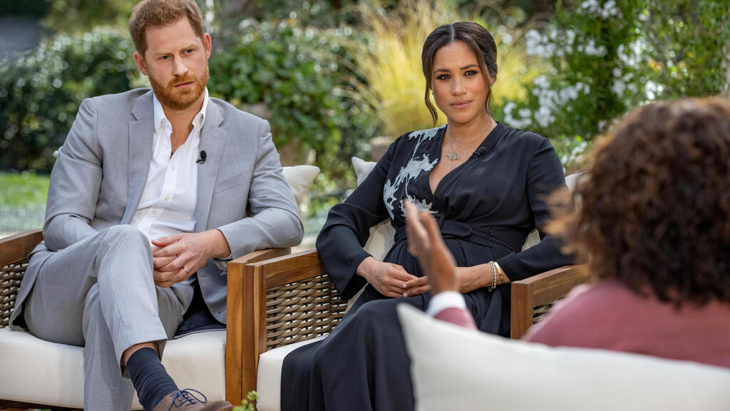 Meghan Markle says British royal family worried about her son's dark skin