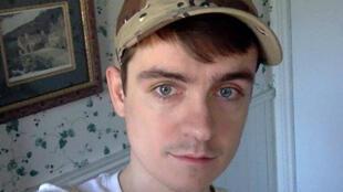 Un selfie non daté d'Alexandre Bissonnette, tireur présumé de l'attentat contre la mosquée de Québec.