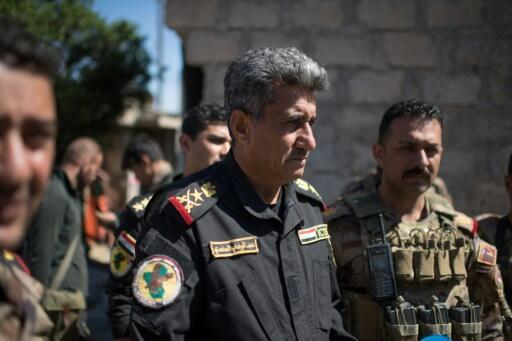 Controversy grips Iraq after removal of top commander