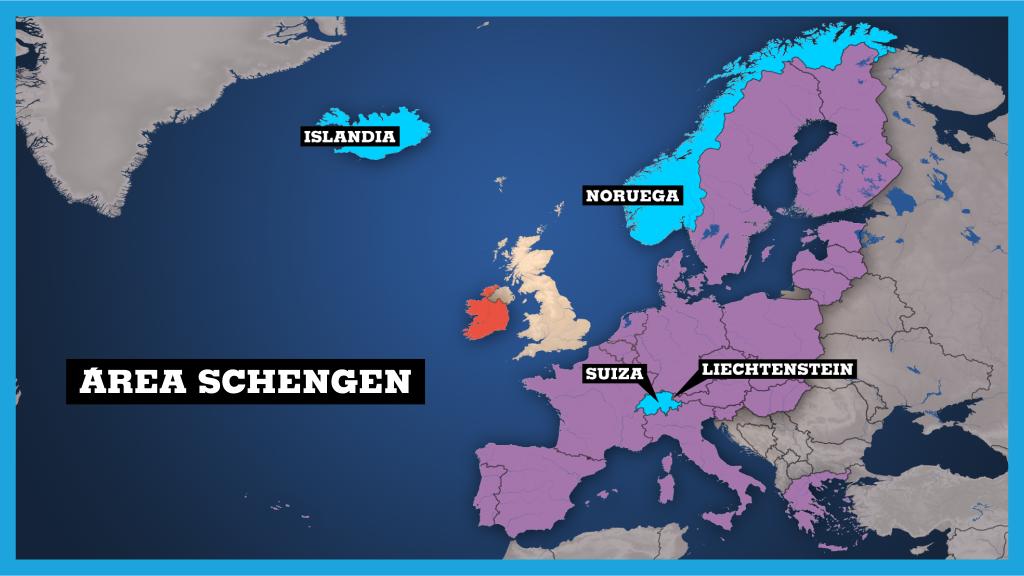 Area Schengen