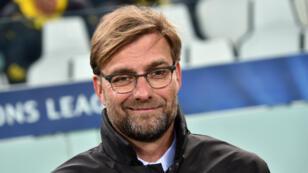 Le nouvel entraîneur de Liverpool, l'Allemand Jürgen Klopp.