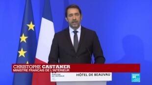 2020-03-15 20:35 REPLAY - Allocution de Christophe Castaner après le 1er tour des Municipales 2020