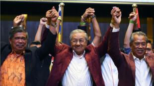 À 92 ans, Mahathir Mohamad deviendra le plus vieux Premier ministre au monde.