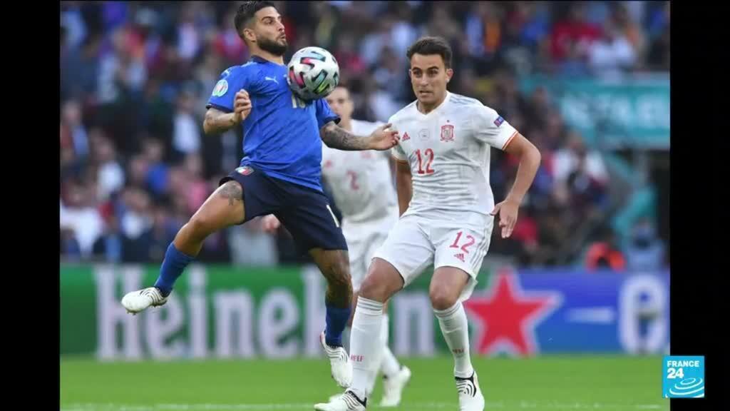 2021-07-07 11:06 Euro 2021 : l'Italie se qualifie pour la finale de l'Euro à Wembley