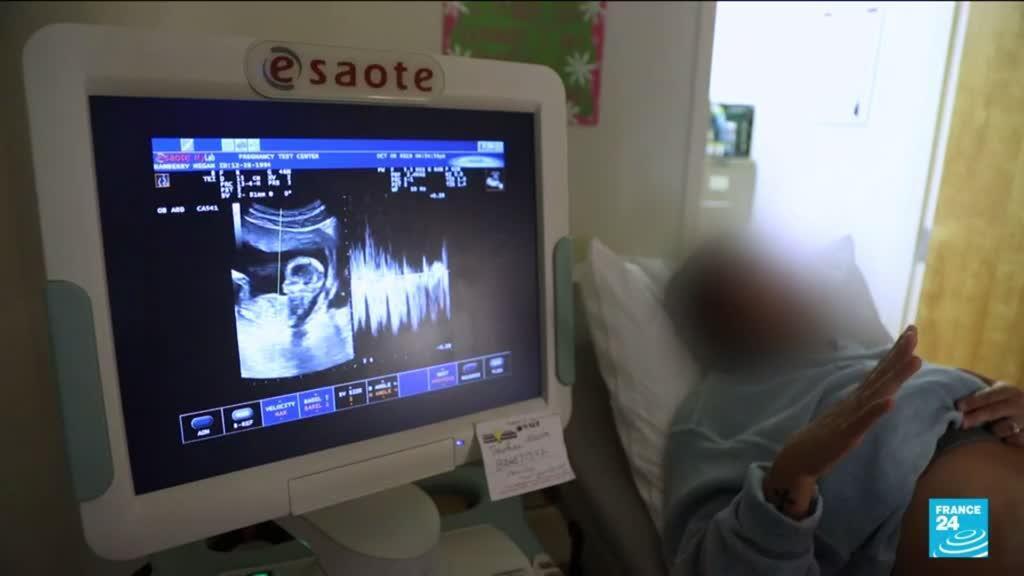 2021-09-01 15:06 États-Unis : le Texas interdit l'avortement après six semaines de grossesse