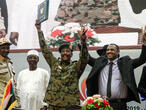 Sudan's military, protest leaders sign landmark deal on civilian rule