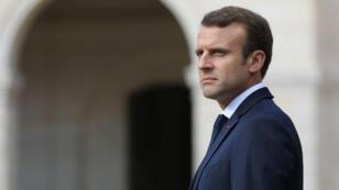 """LREM, le parti d'Emmanuel Macron, n'a remporté """"que"""" 28 sièges lors des sénatoriales dimanche 24 septembre."""