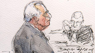 L'ancien président du FMI devant le juge à Lille.