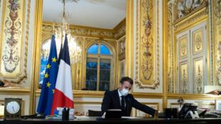Macron-Biden