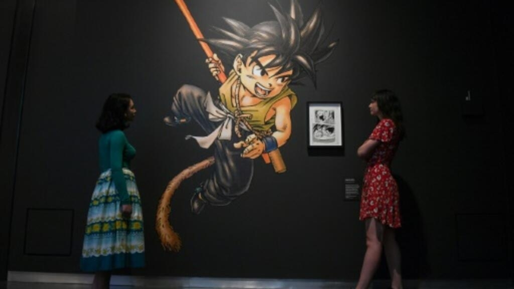 Pictures Run Riot In Major London Manga Show