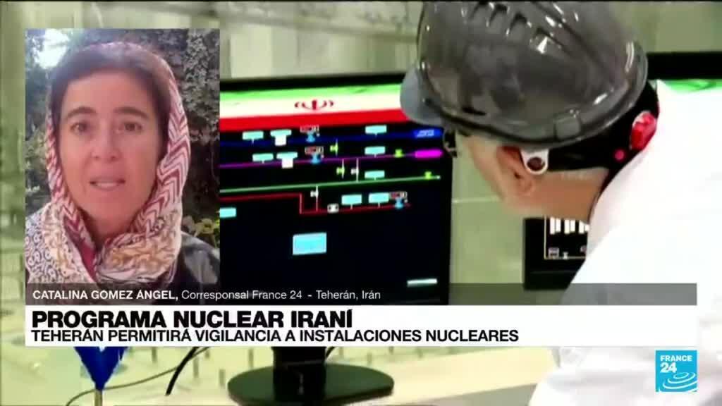 2021-09-12 14:03 Informe desde Teherán: así avanzan las conversaciones sobre el programa nuclear iraní