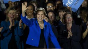Elizabeth Warren es senadora demócrata por Massachusetts.