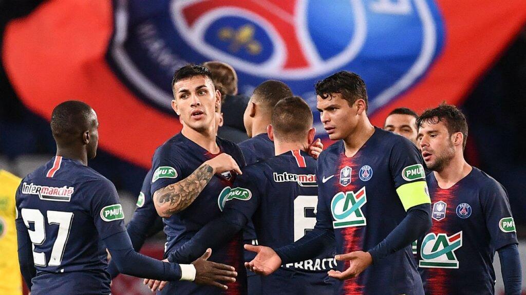 نادي باريس سان جرمان أصبح مملوكا لقطر في عام 2011.