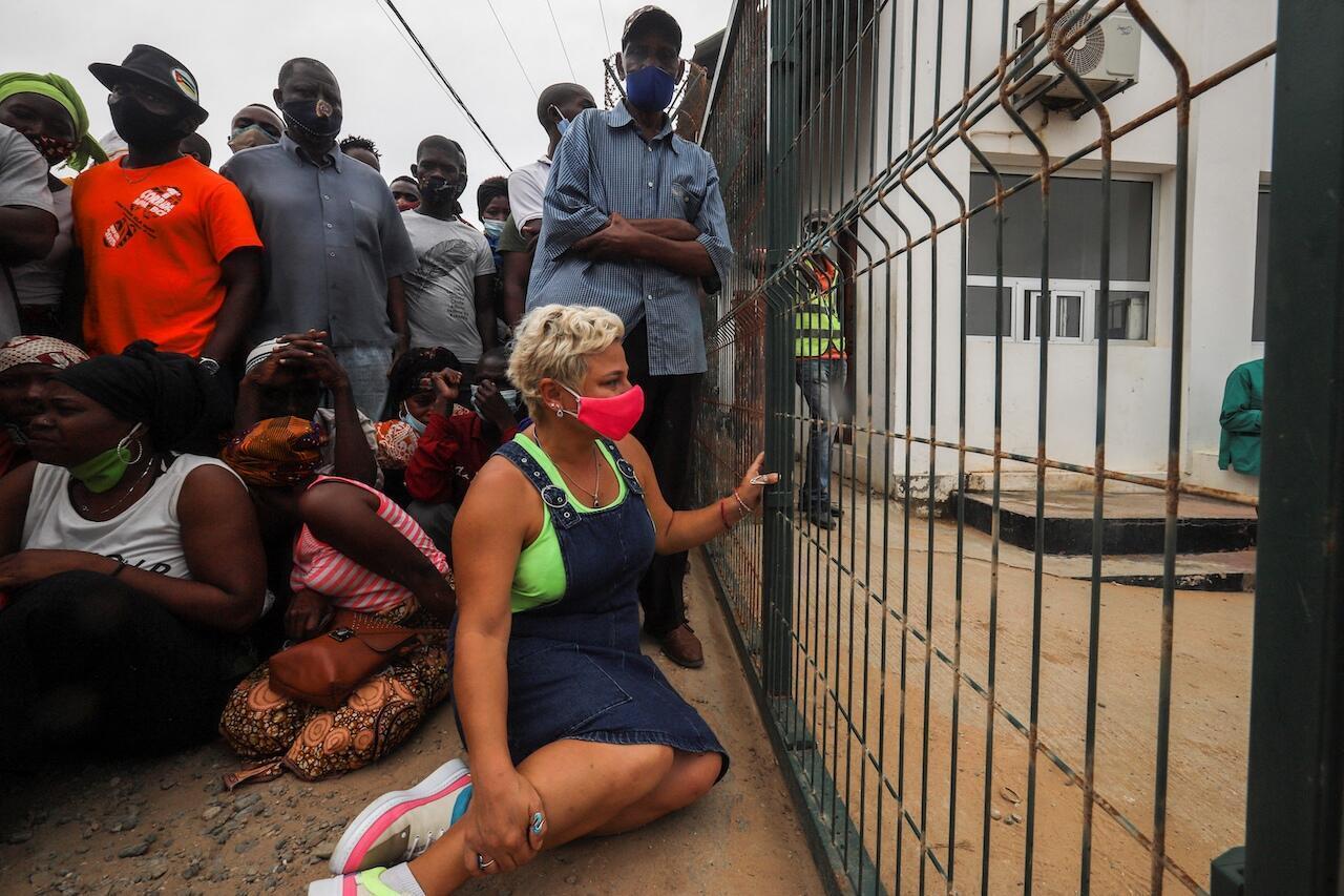 Pemba mozambique displaced