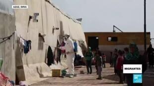 Migrantes Covid-19 amenaza para los que huyen