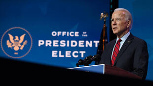 US President-elect Joe Biden urged Congress to provide funding for Covid-19 vaccine distribution