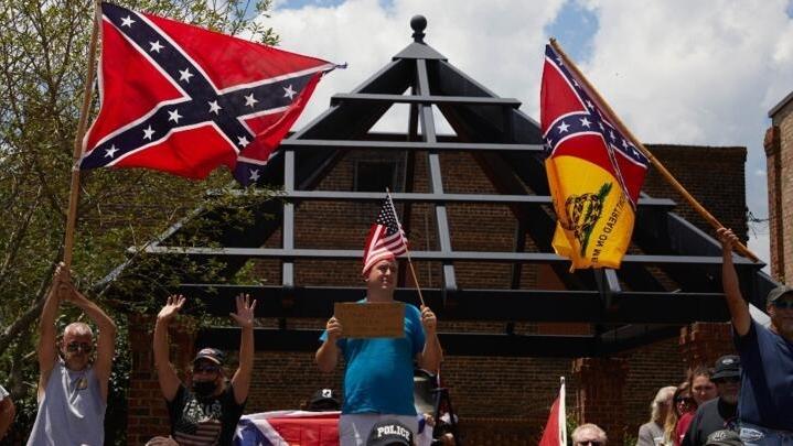 Ee Uu El Pentágono Prohíbe El Uso De La Bandera Confederada En Todas Sus Bases Militares