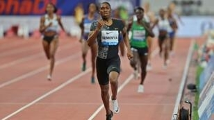Semenya lost a court challenge against the IAAF over plans to force some women to regulate their testosterone levels
